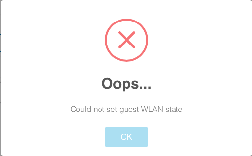 pimatic fritz  guest wlan not working